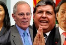 Candidatos para las Elecciones Presidenciales Perú 2016