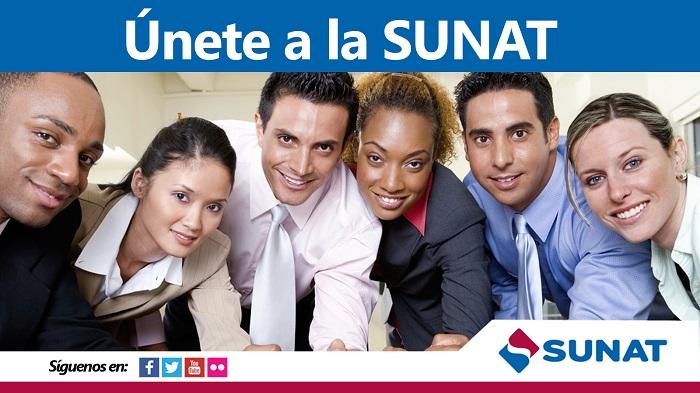 Convocatoria de Sunat