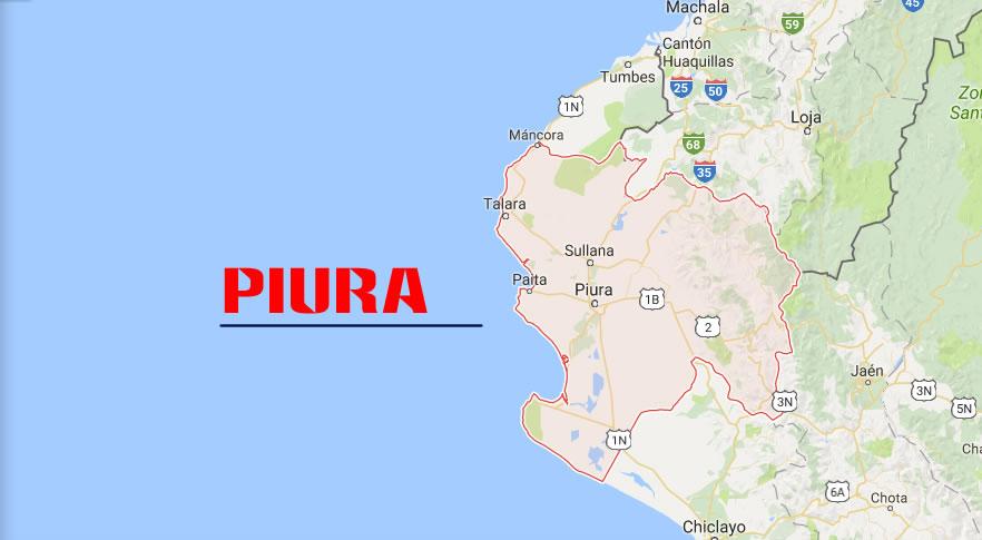 Temblor en Piura