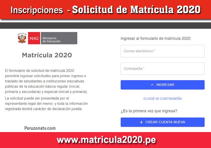 Inscripciones Traslado de Colegio Particular a Pública