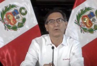 Martín Vizcarra conferencia